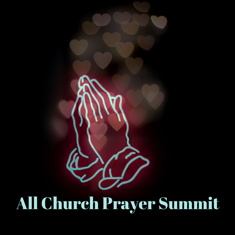 All Church Prayer Summit announcement
