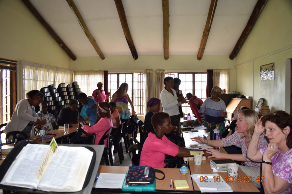 adult teaching in South Africa in 2019