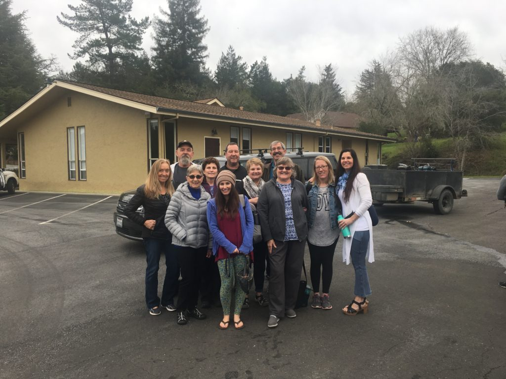The South Africa Mission trip team 2019