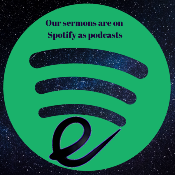 elevation's sermons are on Spotify as podcasts