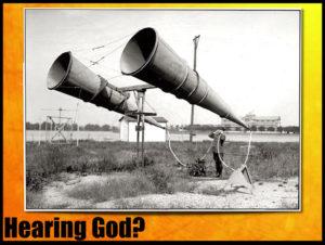 Hearing God LOGO
