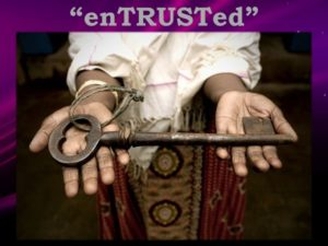 enTRUSTed series logo