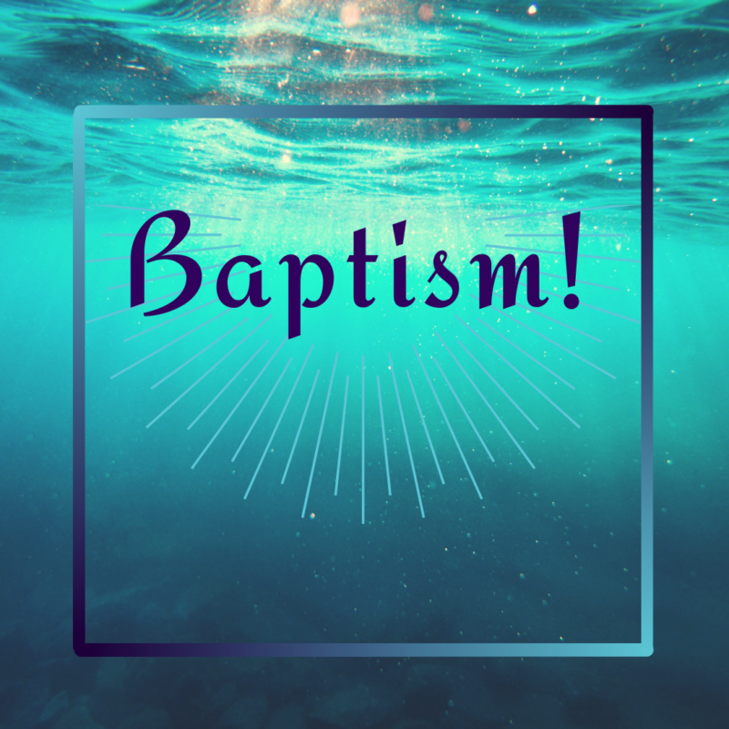 Elevation 2019 Baptism