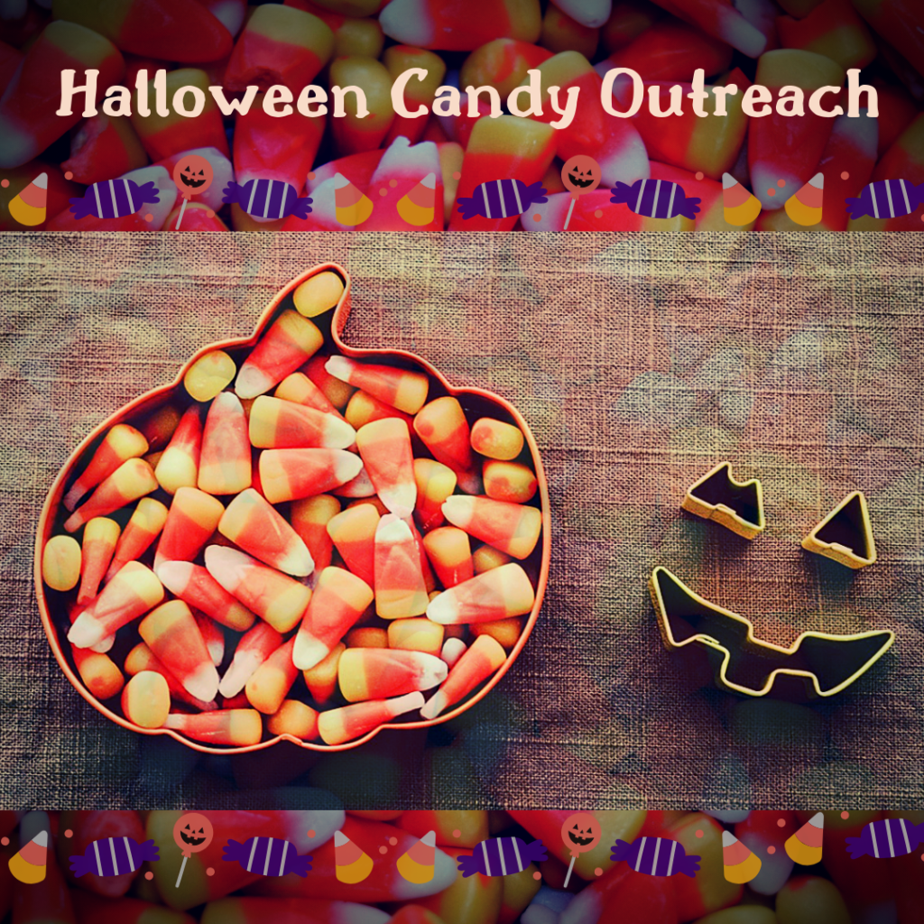 Elevation's Halloween Candy Outreach 2019
