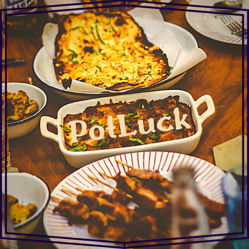 Elevation's Potluck