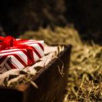 Christmas sermon 2019 manger