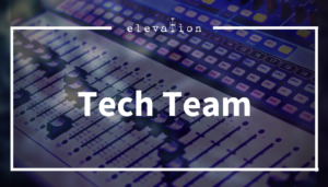 tech team logo ministries