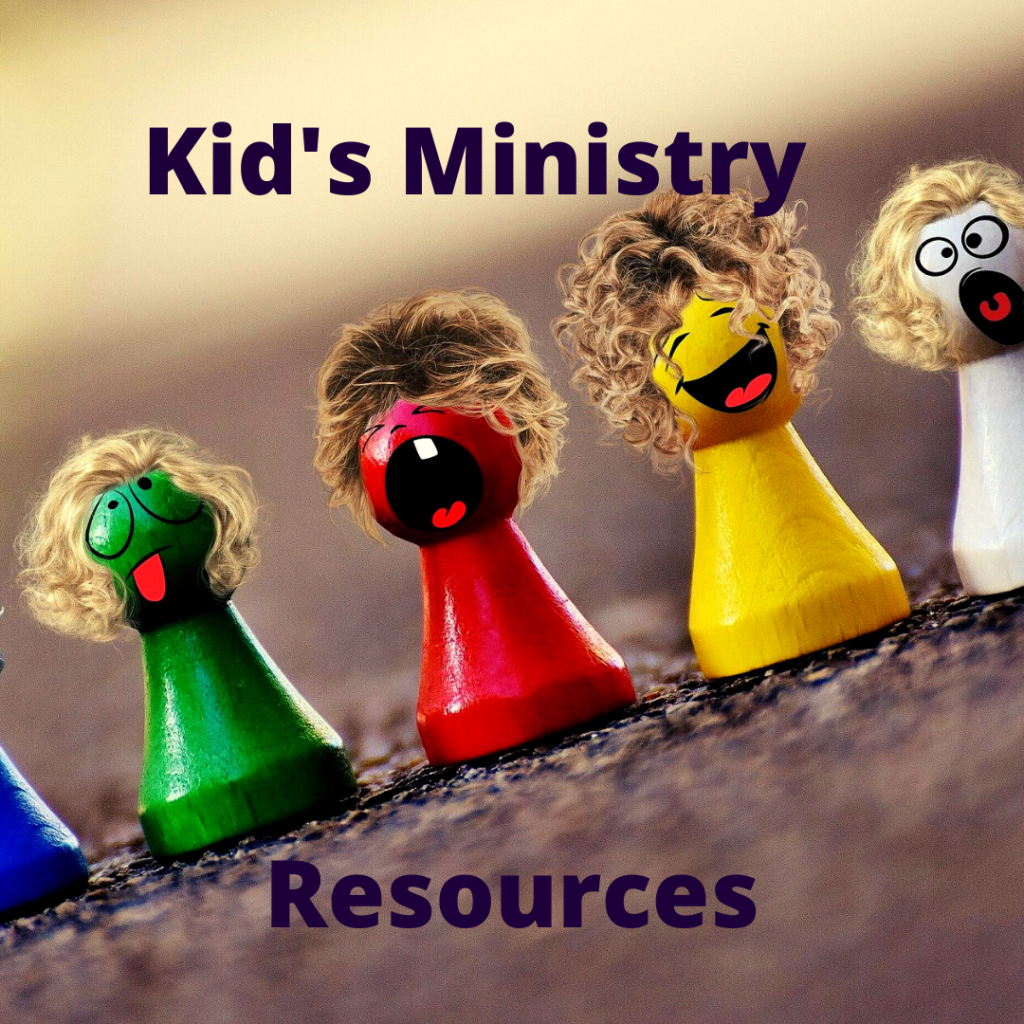 kids' ministry resources during shelter-in-place