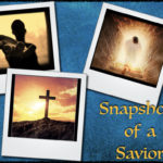 Snapshots of a Savior logo #10