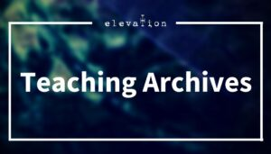 teaching archive logo