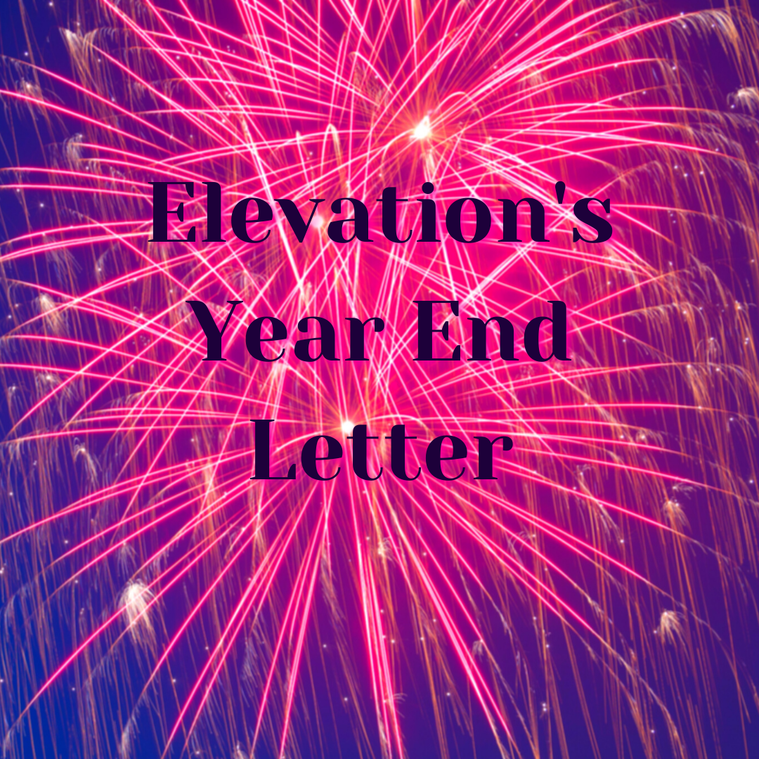 Elevations Year End letter 2020